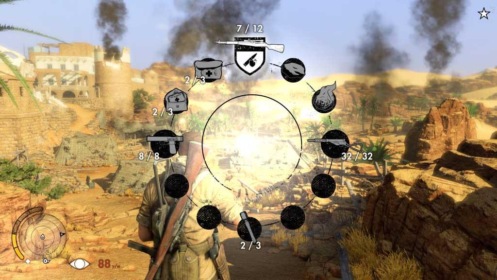 Sniper Elite III (2014) PC RePack от R.G. Механики скачать через торрент.