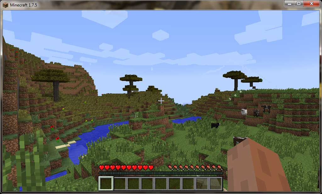 Minecraft PC – игра Майнкрафт на компьютер