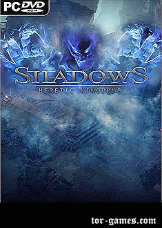 Shadows Heretic: Kingdoms - Book One Devourer of Souls