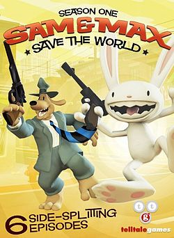 Sam & Max – Abe Lincoln Must Die